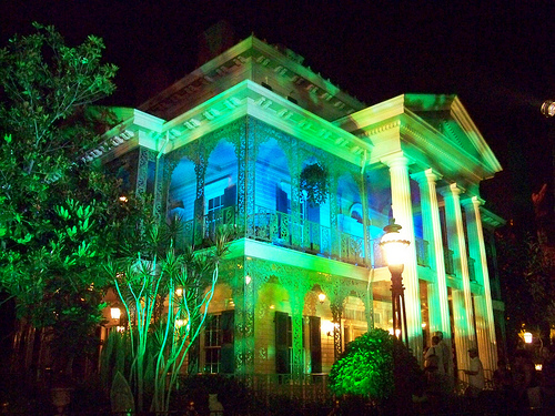 disney haunted mansion photo