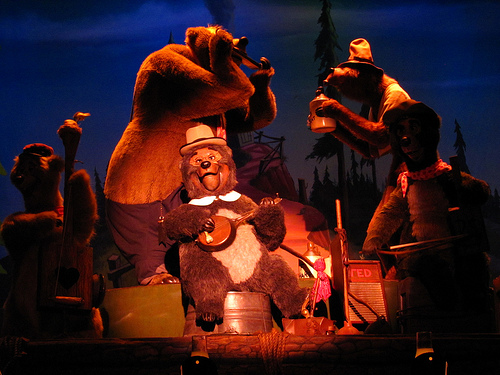 Country Bear Jamboree photo