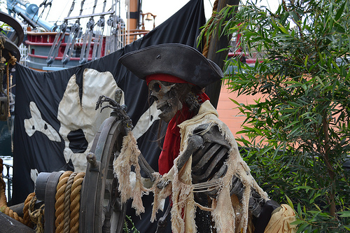 Pirates of the Caribbean disney photo