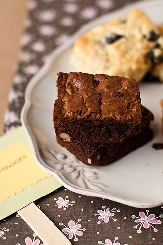 nutella brownies photo