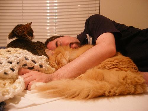 snuggle photo