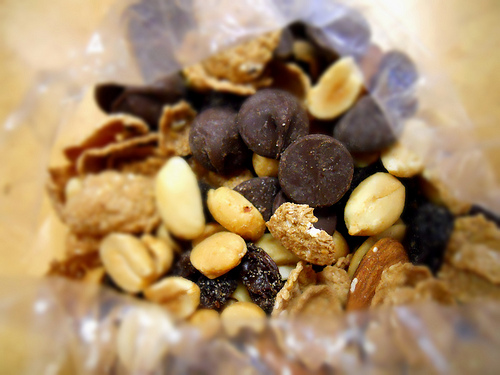 trail mix photo