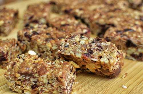 granola bars photo