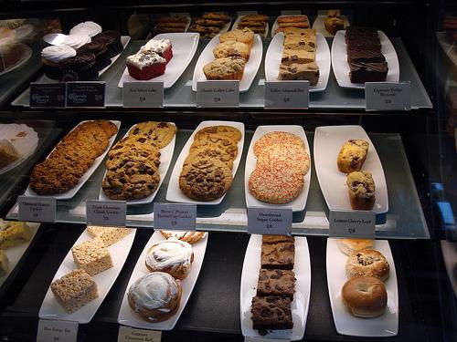 starbucks snacks photo