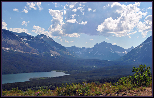 glacier national park photo