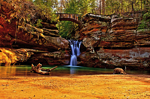 hocking hills photo