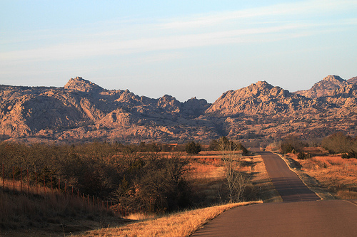 Wichita Mountains photo
