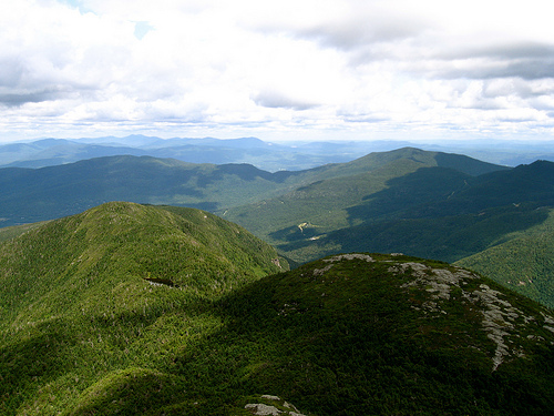 green mountains vermont photo