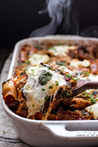 One-Pan-Four-Cheese-Drunken-Sun-Dried-Tomato-and-Spinach-Pasta-Bake-6