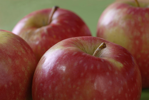 pink lady apple photo