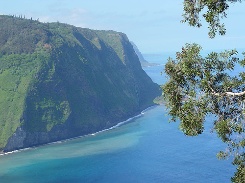Waipio Valley Overlook photo