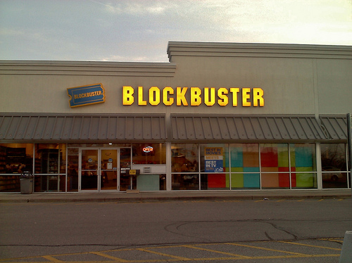 blockbuster video photo