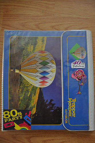 trapper keeper photo