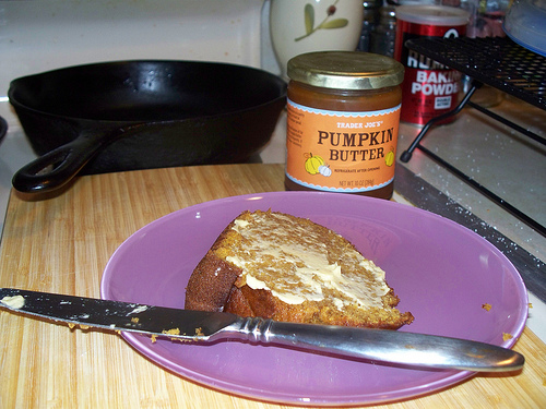 pumpkin butter photo