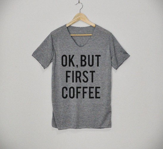 Products for people who hate getting out of bed simplemost for How to get coffee out of shirt