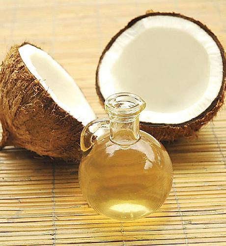 coconut oil photo