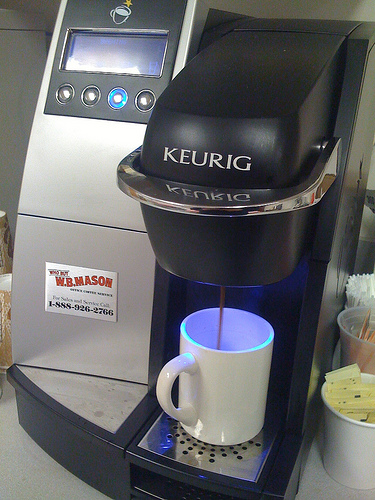 coffee machine photo