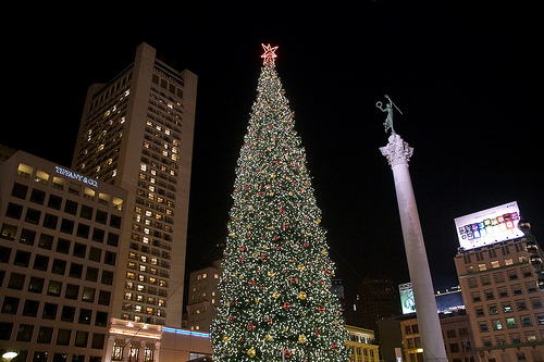 macys christmas tree photo