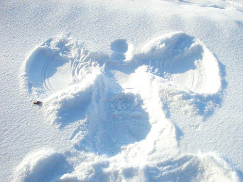 snow angels photo