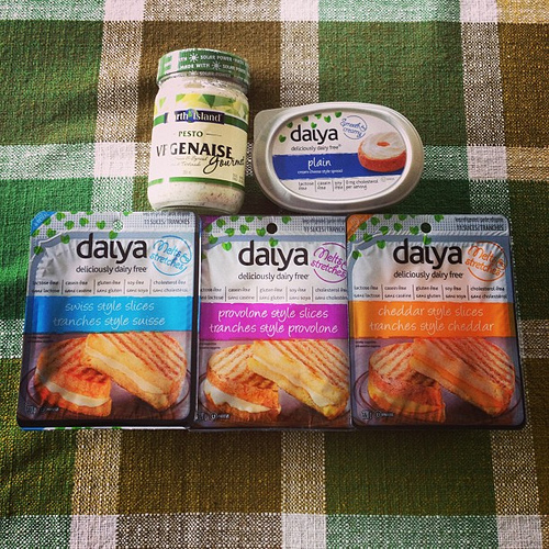 daiya cheese photo