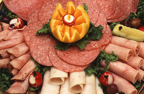 lunch meats photo