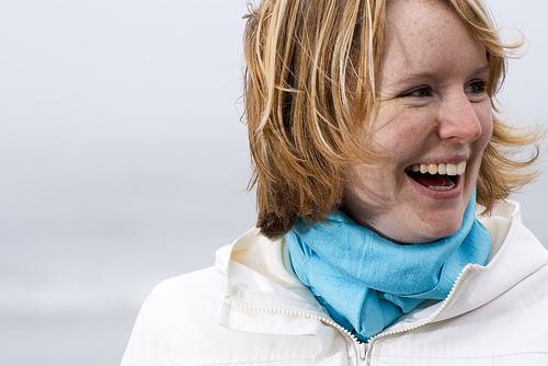 happy person photo