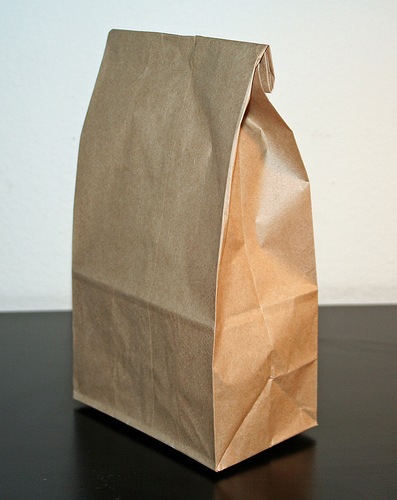 brown bag photo