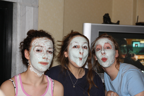 face mask photo