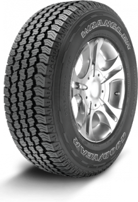Goodyear Wrangler ArmorTrac Tires at SimpleTire.com