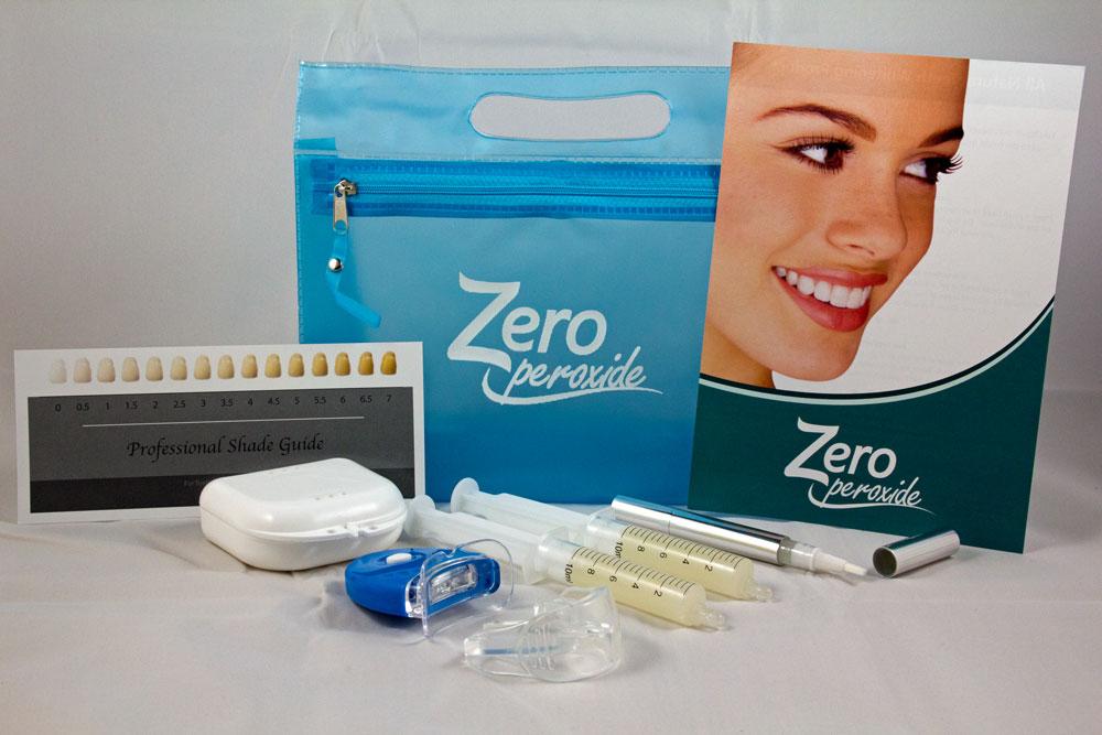 Zero peroxide product