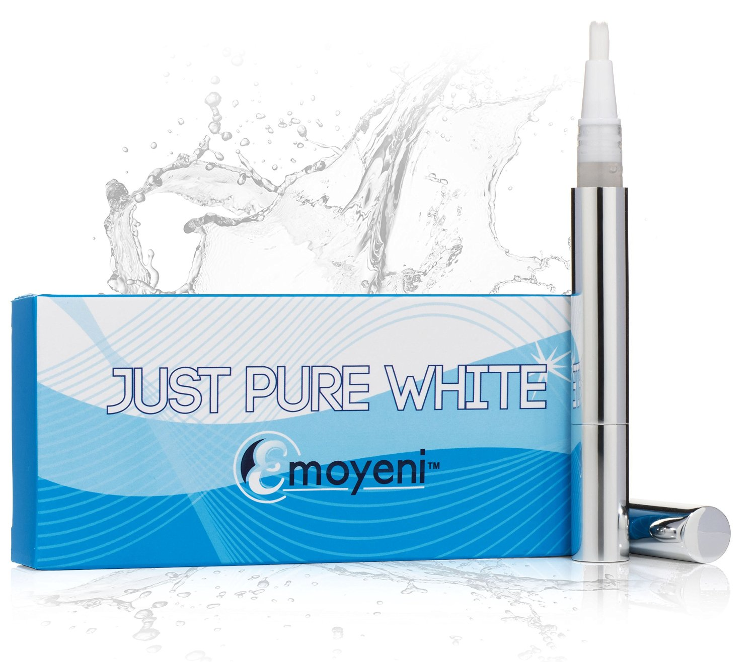 Just pure white teeth whitening pen