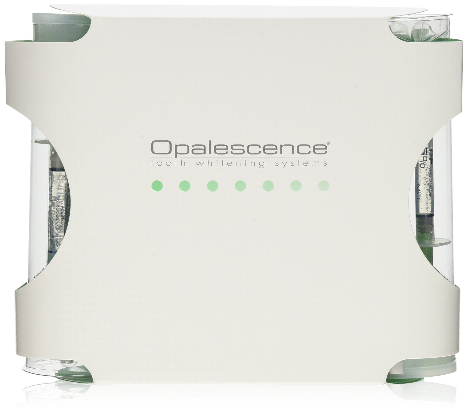 Opalescence teeth whitening system gel