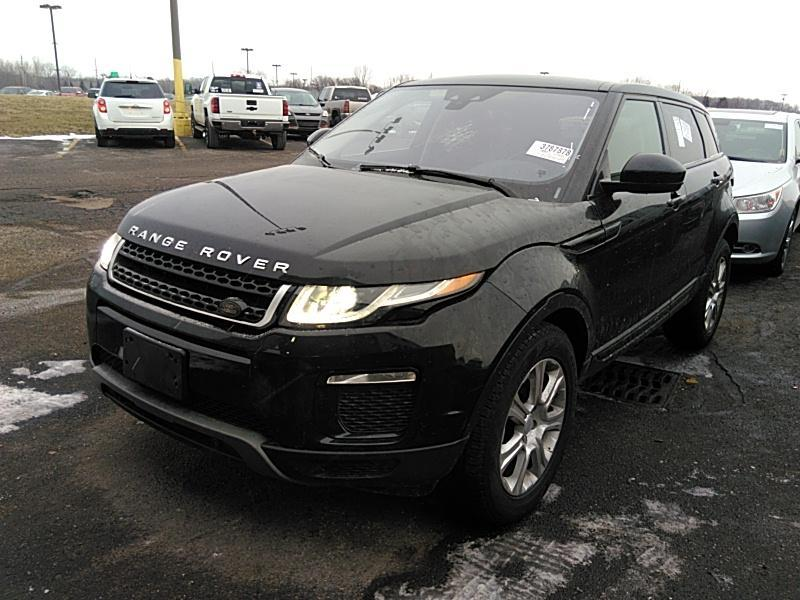 Used 2017 Land Rover Range Rover Evoque Se Premium In Des Plaines