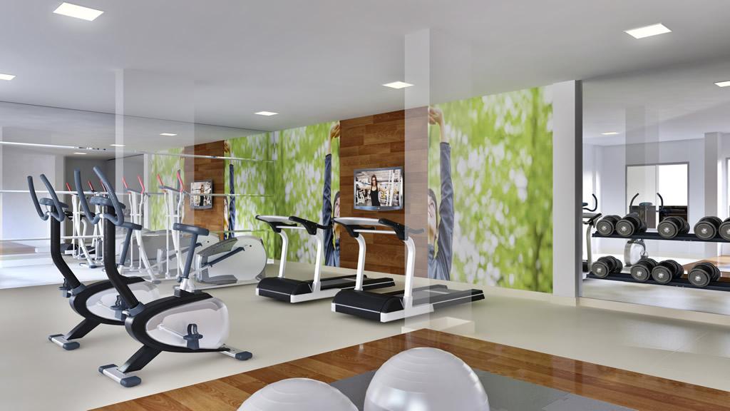Fitness alta