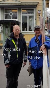 VenemiesVilleVuoriajaAiromies20170527.jpg