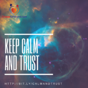 Stay Calm and Trust