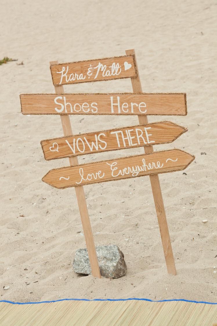 beach fess parker pinterest love wedding sign