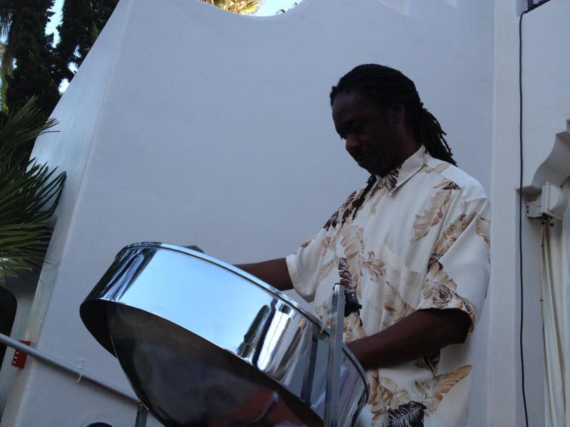 multi day steel drums Bacara
