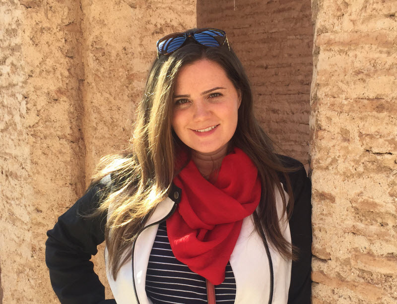 Coordinator Natalie