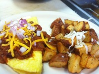 Santa Barbara Restaurant Features its new Chili Omelette