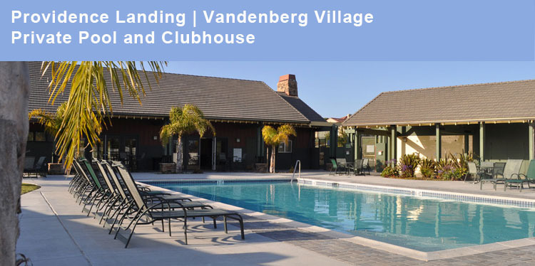 Providence Landing | Vandenberg Village - Pool and Clubhouse