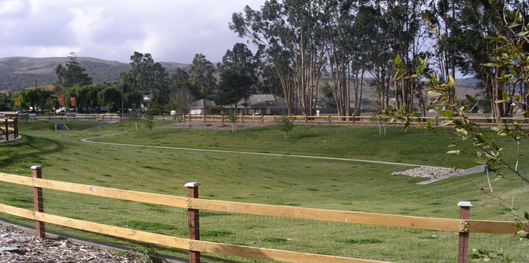Old Mill Run | Orcutt - Open Space