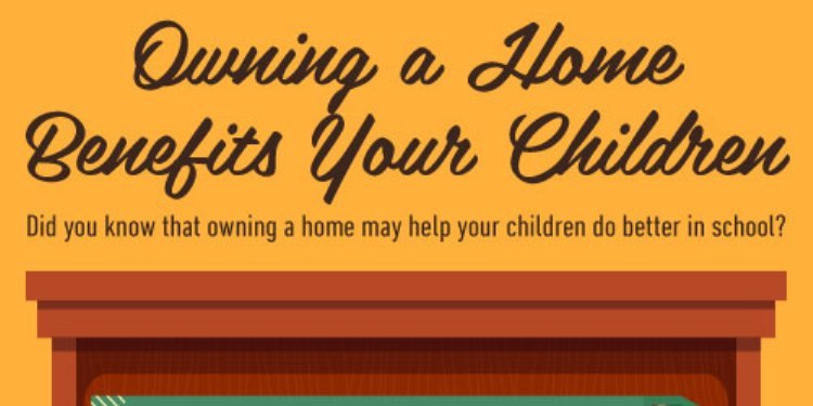 Owning a Home Benefits Your Children