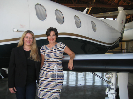 Ride-Sharing Flight Service to Land at Santa Barbara Airport