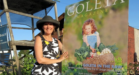 Goleta Magazine Harvests Spirit of the Good Land with Focus on Town's Agricultural Roots