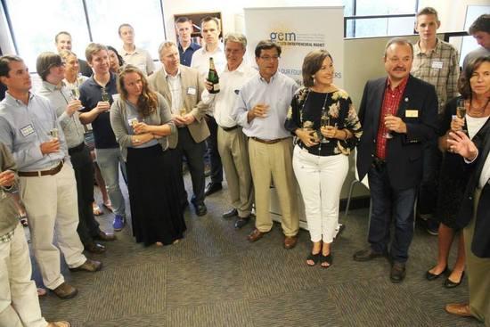 Co-Working at Goleta Entrepreneurial Magnet