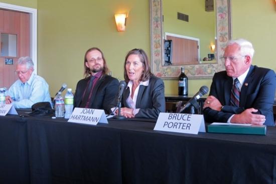 Third District Santa Barbara County Supervisor Candidates Face Off At Goleta Chamber Forum