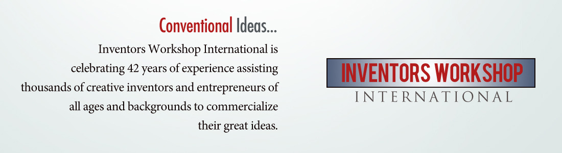CONVENTIONAL IDEAS....