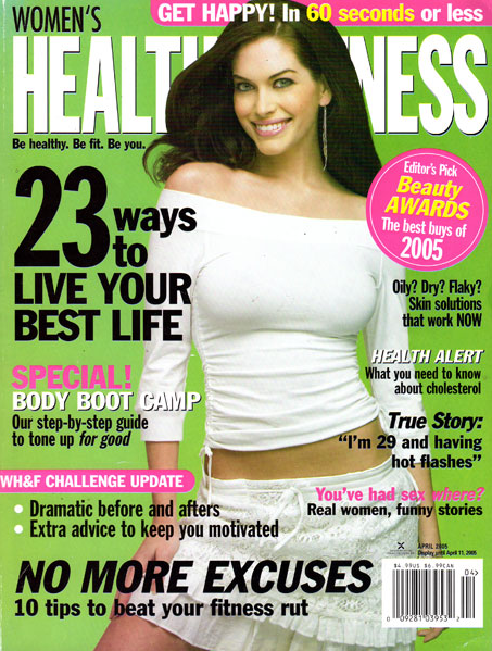 Health &amp; Fitness Magazine