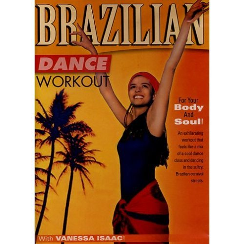 Brazilian Dance workout cover